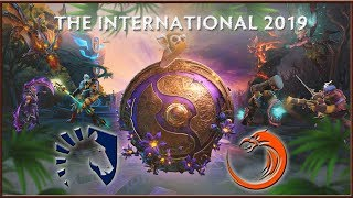 TEAM LIQUID vs TNC ИГРА НА ВЫЛЕТ █ THE INTERNATIONAL 2019 DOTA 2