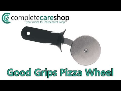 A Safety-First Slicer That's Sharp And Durable - Good Grips Pizza Wheel