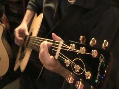 Battle of Aughrim - Celtic Guitar - traditional Irish music