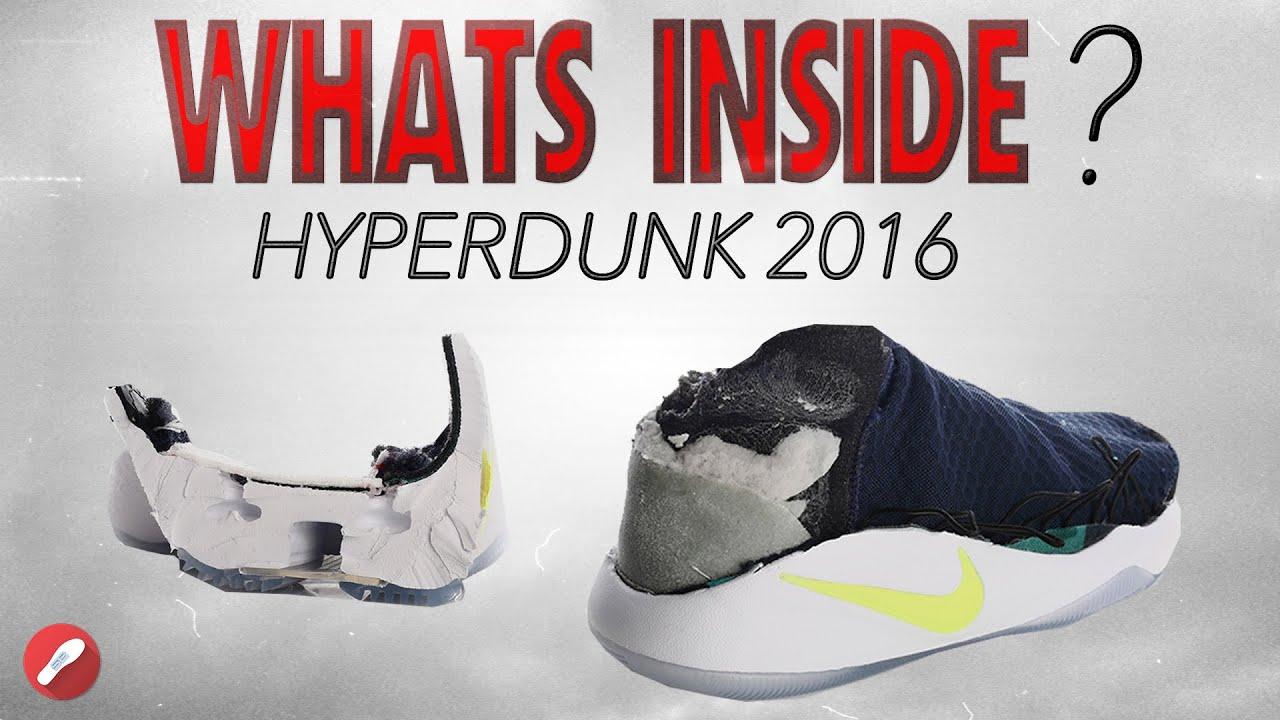 buy popular 7cadd e7889 Nike Hyperdunk 2016 DECONSTRUCTED!