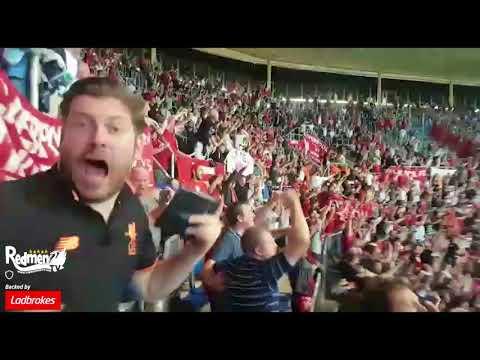 AMAZING Trent Alexander Arnold FREEKICK GOAL REACTION  Hoffenheim 12 Liverpool