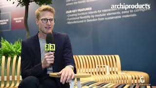 Orgatec 2018 | GREEN FURNITURE - Jonas Ekholst presents the new color palette