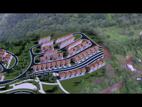 Bellevue Chopin Housing Project in Dominica