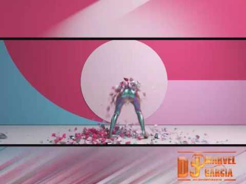 LIGHT UP -  MAJOR LAZER FT NYLA FUSE ODG - VIDEO REMIX - REGGAETON BASE - DJ MARVEL GARCIA