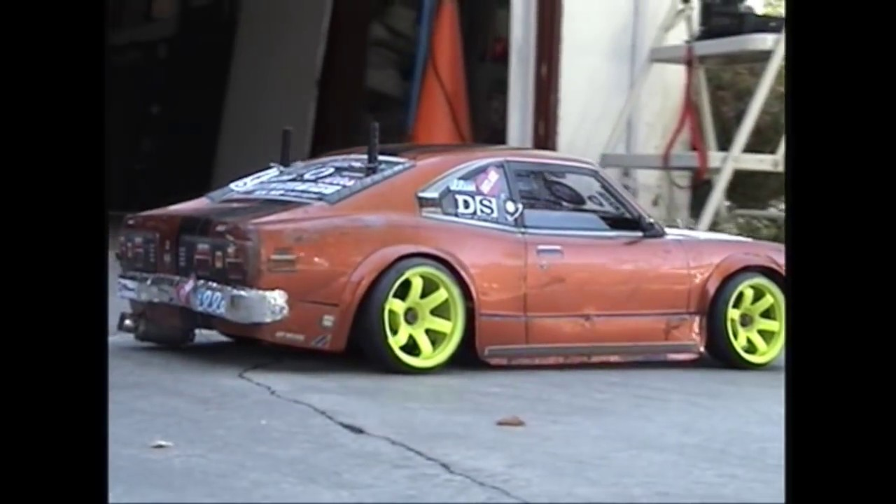 OTA-R TA05 66% CS Rc Drift RX3 Mazda Savanna Lancer Evo