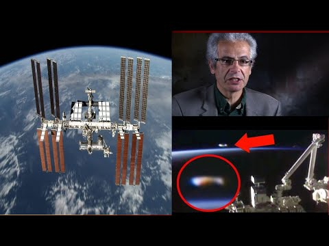 Unknown Object Caught SPYING on International Space Station ( ISS ) & Nick Pope UFO Truth 1/22/2018