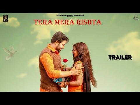 TERA MERA RISHTA (TRAILER) | VICKY KAJLA | MONIKA CHAUDHARY |NEW LATEST HARYANVI SONG TRAILER 2018