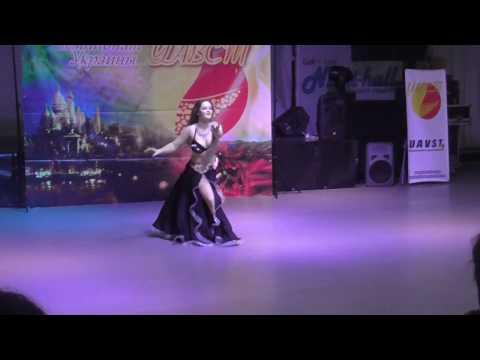Дмитрук Лиза  Чемпионат Украины, молодежь, дебют, Минута славы