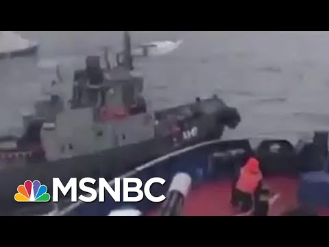 Trump W.H. Blocked Condemnation Of Russian Aggression: Diplomat | Rachel Maddow | MSNBC