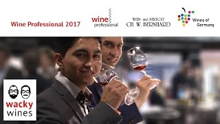 Gambar cover Wine Professional 2017  |  wackywines   |  Wines of Germany and Ch. W. Bernhard
