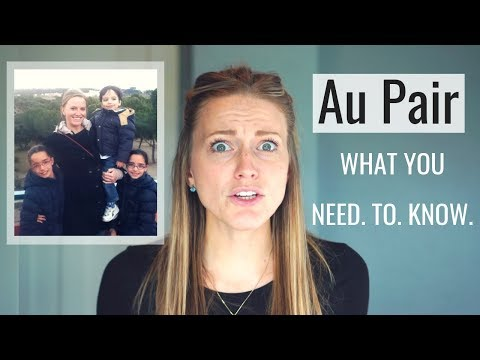 Au Pair: being an international nanny