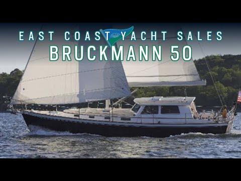 2005 Bruckmann 50 Motor Sailor For Sale