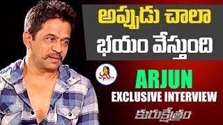 Action King Arjun Exclusive Interview On Kurukshetram | Celebrity Interviews | Vanitha TV