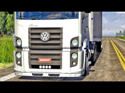 VW Constellation ETS2 (Euro Truck Simulator 2)