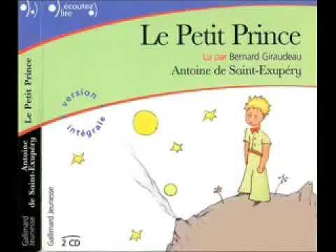 extrait Le Petit Prince Antoine de Saint Exupéry lu par Bernard Giraudeau