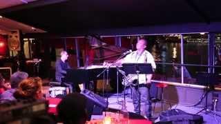 Duo Ras Dashen, Abate Berihun & Yitzhak Yedid, @ the Brisbane International Jazz Festival