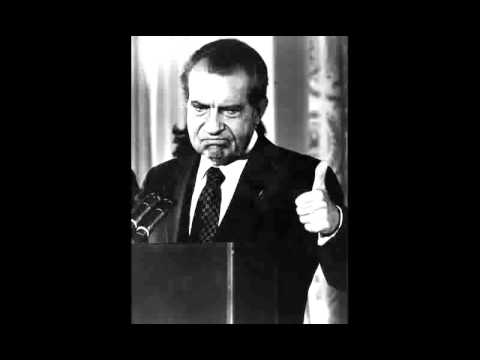 Nixon talking about IQ tests and other things