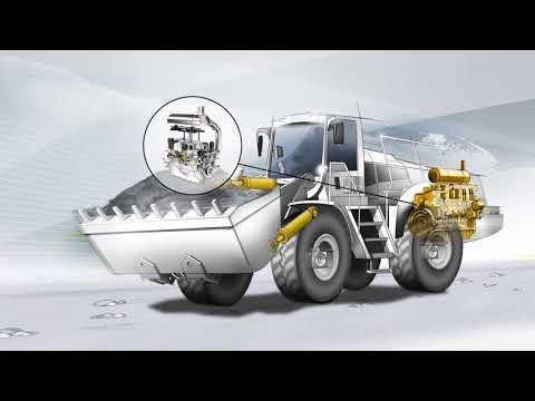 Liebherr - Components for Mining Applications
