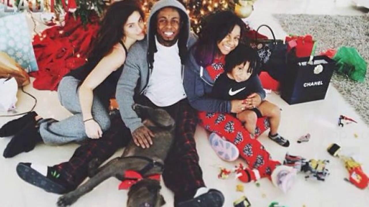 Lil Wayne kids (daughter, son) - YouTube