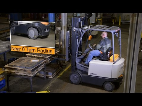 Crown FC 5200 Series Counterbalance Forklift