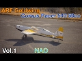 ARF Goldwing Corvus Racer 540 50cc O.S. Engines GT60 Gasoline Engine Vol.1 NAO