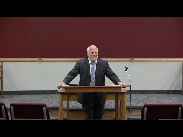 Sunday School 190728 · Phil 2:1-11 · Pittman · VBC Livestream