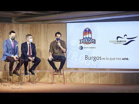 Fundación Caja Burgos y Hereda San Pablo Burgos celebran una jornada de animación al emprendimiento.