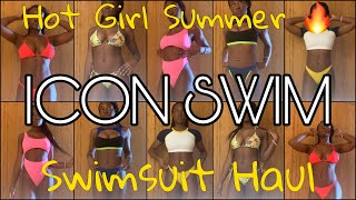 Hot Girl Summer Icon Swim Try-On Haul | BEAUTYBYAJ