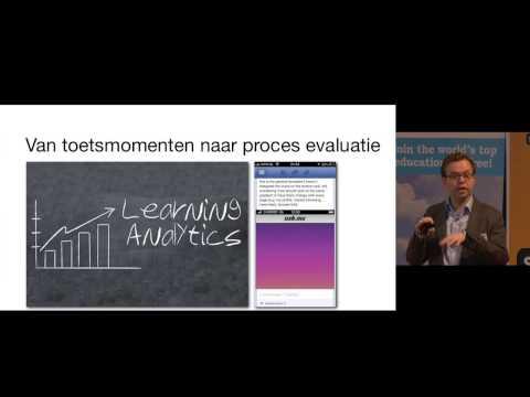Matthijs Leendertse - Open Education Evenement 13/3/'13
