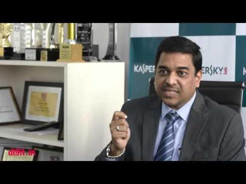 Altaf Halde Kaspersky Lab Interview