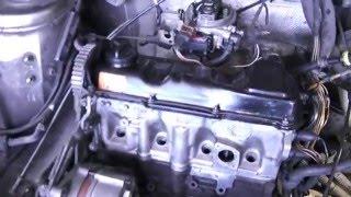 ''ГТ'' Фольксваген Пассат Б 3й - ремонт ДВЗ, збірка, установка ременя ГРМ по мітках, запуск. (Частина 4)