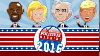 Main Theme The Political Machine 2016