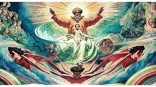 Объяснение имён Бога: Вседержитель, Камень и Премудрый.
