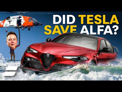 Did Tesla SAVE Alfa Romeo?