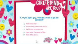 What type of girlfriend are you? QUIZ