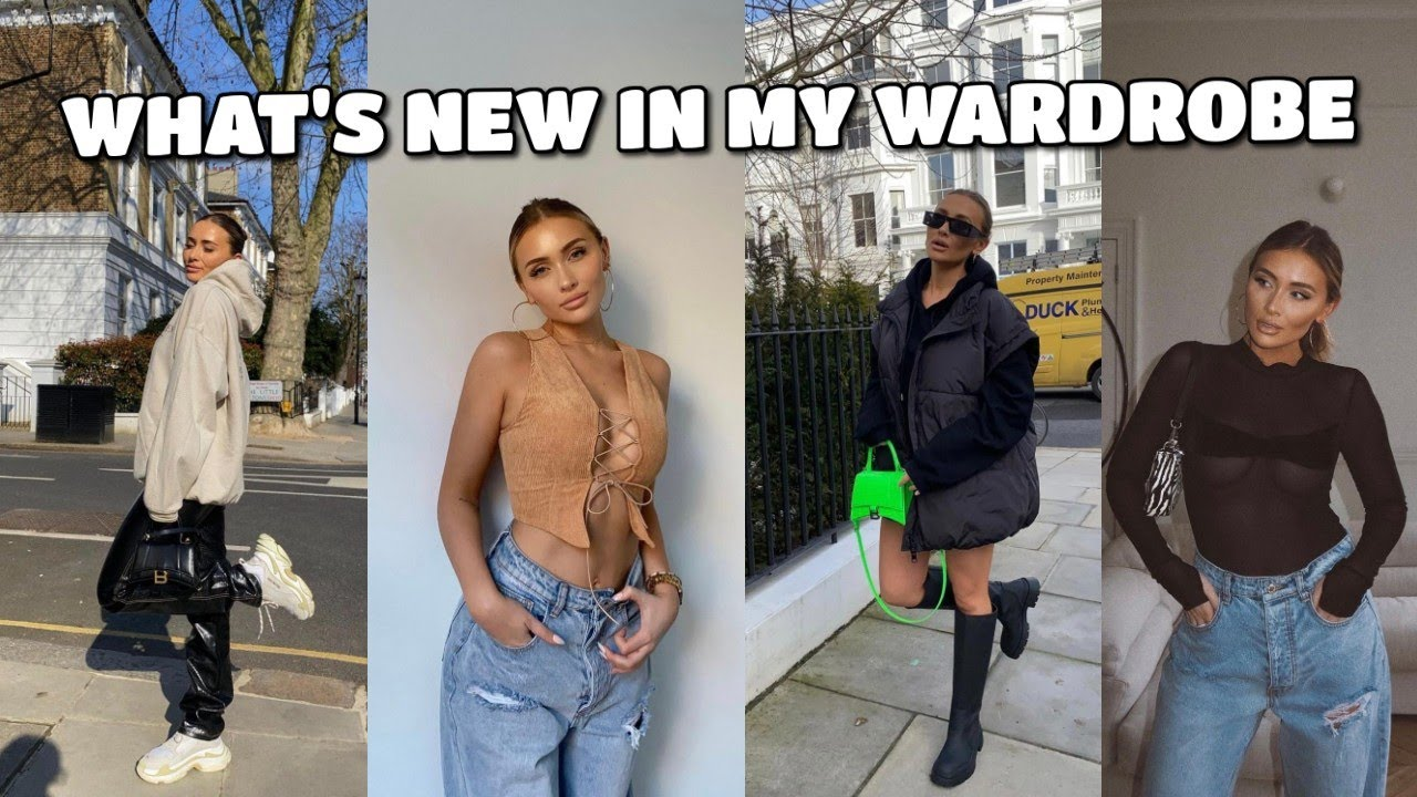 WHAT'S NEW IN MY WARDROBE TRY ON HAUL | SPRING/SUMMER OUTFIT PLANNING