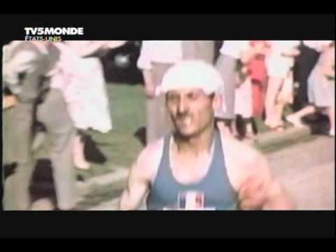 1956 olympics/ Alain Mimoun: the legend