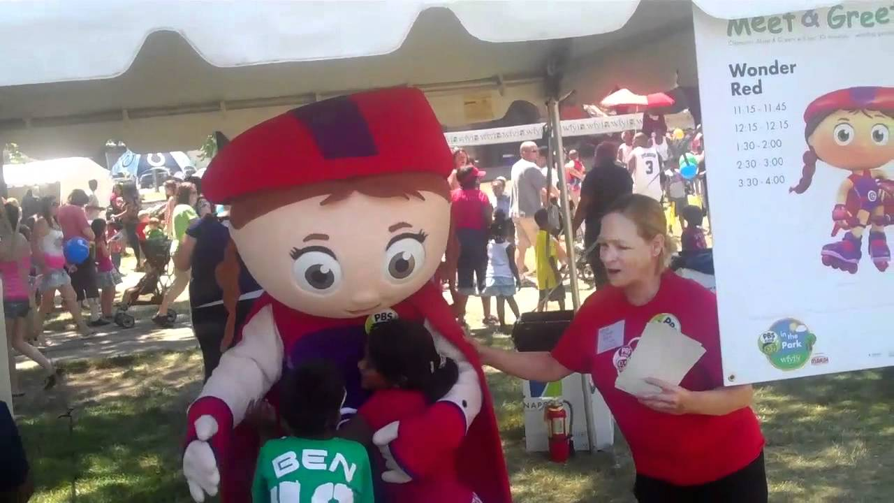2012 PBSKIDS Meet in the Park - YouTube