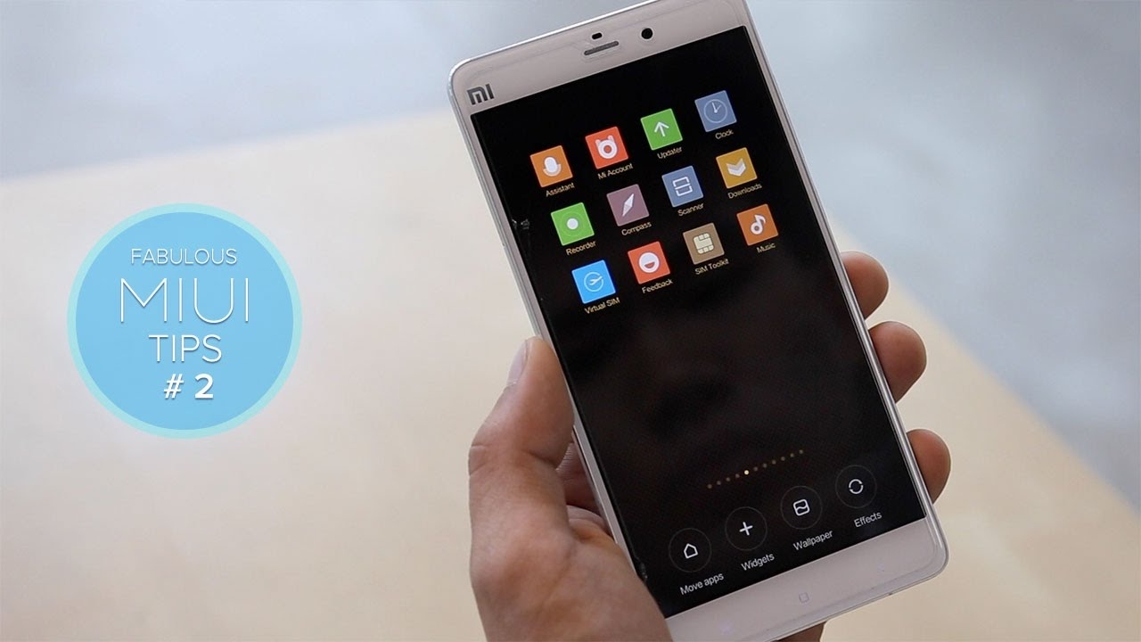 Fabulous MIUI Tips 2: 3 Cool Ways to Arrange your Apps on the Home Screen!