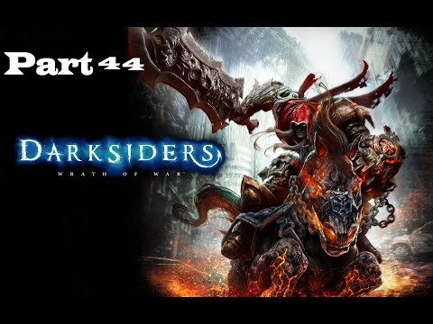 Let's Play Darksiders Part 44 -- The third beam, part two