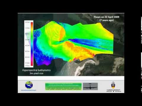 Imaging submerged structures along the Adelaide coast line using an ...