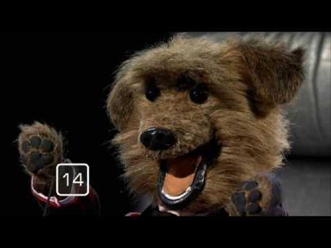 Hacker T Dog on Celebrity Mastermind