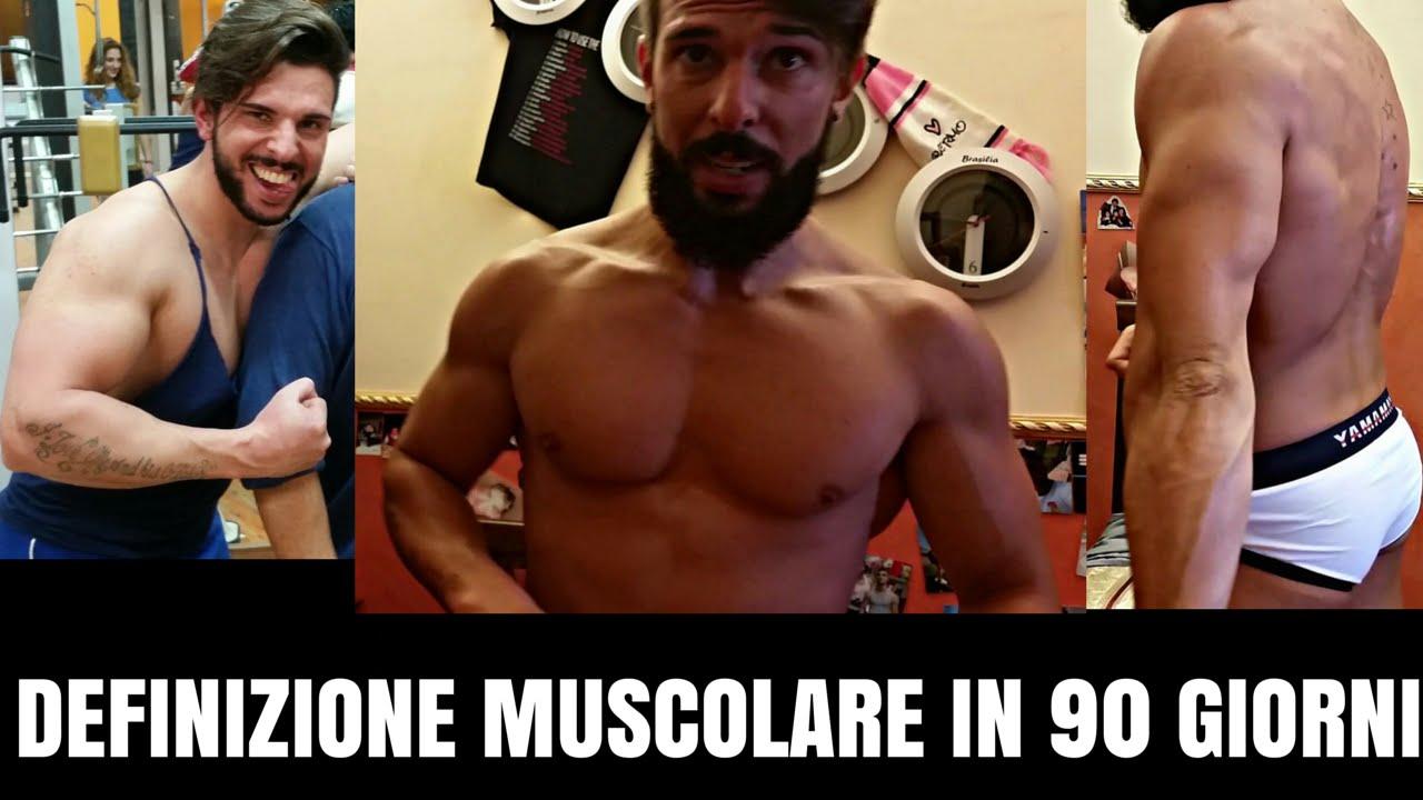 e ricarica bodybuilding