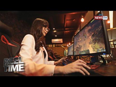Reel Time: Girl power sa MMORPG world