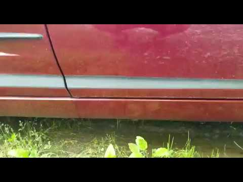 Chrysler Crossfire Automatic Transmission Ticking