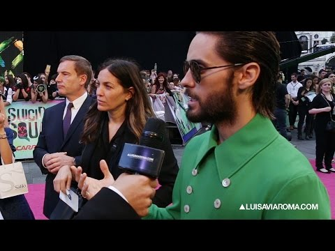 The Joker a.k.a Jared Leto – Exclusive Interview
