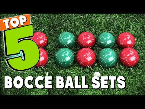 Best Bocce Ball