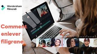 Comment enlever le filigrane Wondershare Filmora de votre vidéo