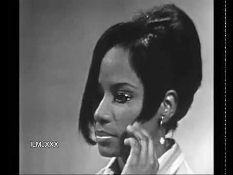 BRENDA HOLLOWAY - JUST LOOK WHAT YOU'VE DONE (RARE VIDEO FOOTAGE)