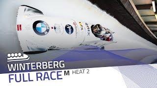 Winterberg | BMW IBSF World Cup 2019/2020 - 4-Man Bobsleigh Race 1 (Heat 2) | IBSF Official